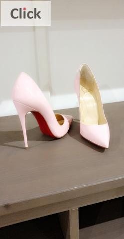 photos officielles dc7c6 f530b Chaussures de Luxe Escarpin CHRISTIAN louboutin Monaco ...